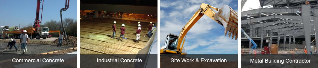 IIC Commercial Concrete Services