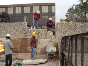Industrial Concrete Contractor for Houston Texas